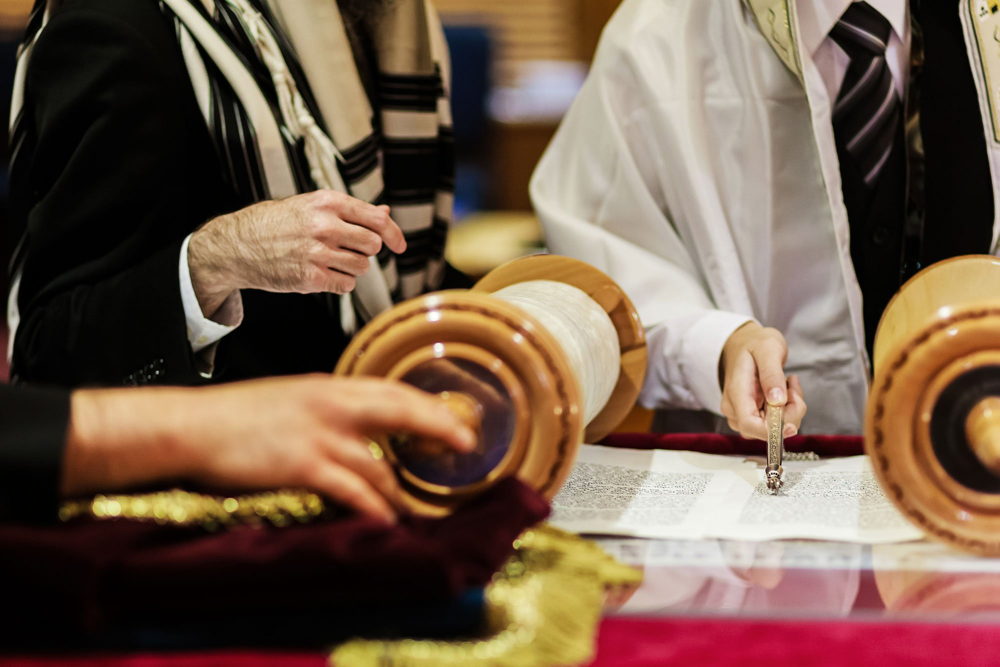Bar mitzvah in New York