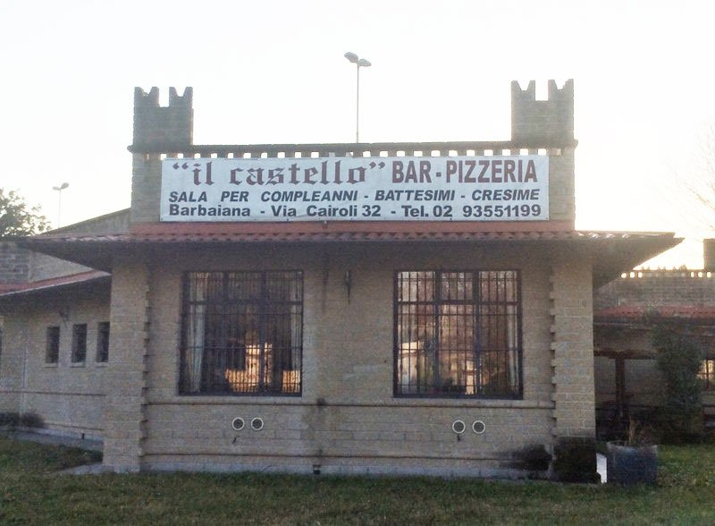 ''il castello'' BAR-PIZZERIA