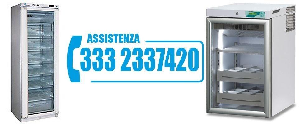 assistenza frigoriferi industriali