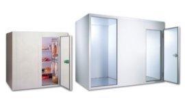 frigoriferi per idustria, macchina dal ghiaccio, impianti refrigerazione
