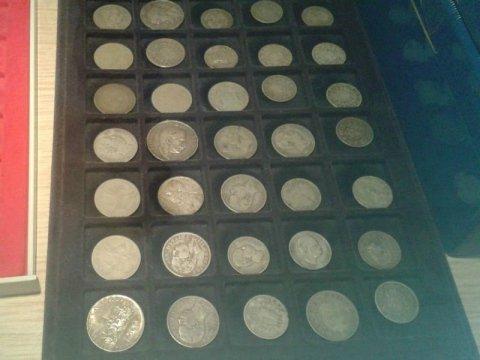 collezione monete
