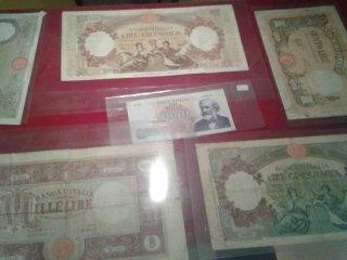 antiche banconote italiane