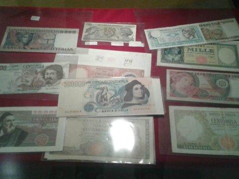 banconote antiche