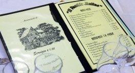 osteria, menu pizza, cucina tradizionale