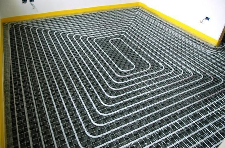 Impianti riscaldamento a pavimento Vercelli