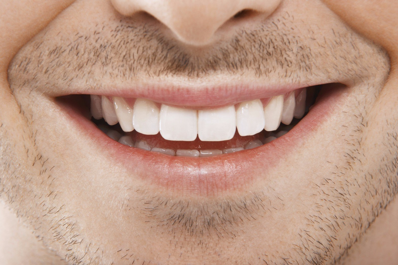 il sorriso di un ragazzo