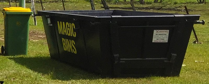 4m3 wheelbarrow magic bins