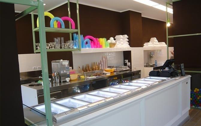 realizzazioni artigianali per gelaterie