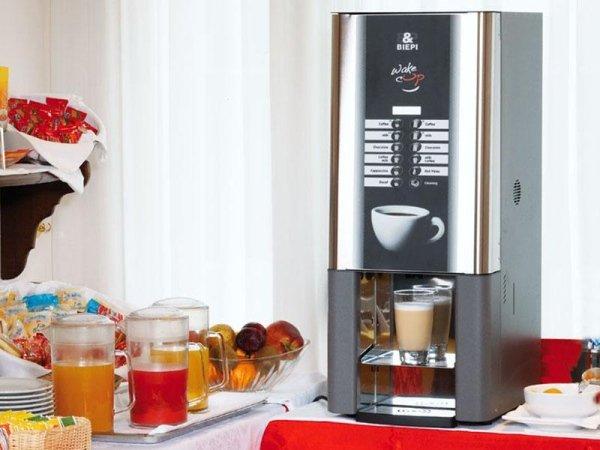 macchine per la prima colazione