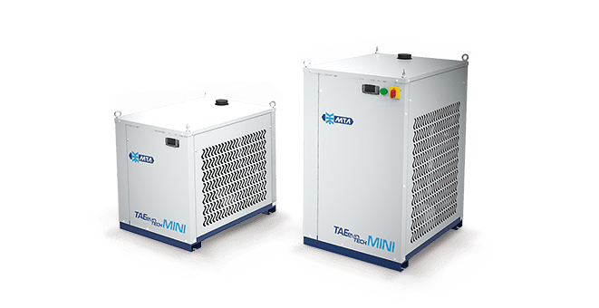 Aries Tech air cooled chiller