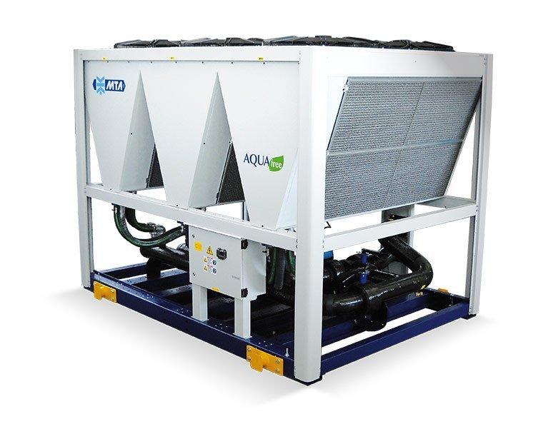 Aqua Free Cooling system