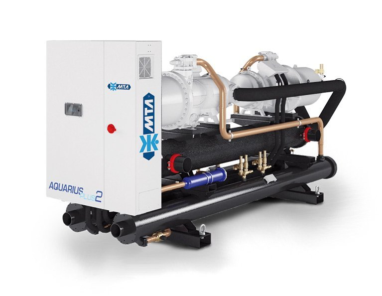 Aquarius Plus2 Water Cooled Chiller