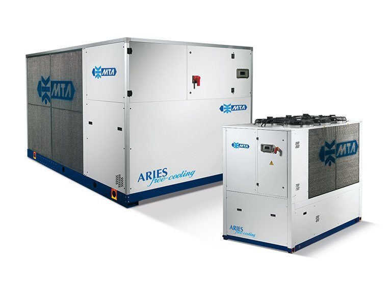 Aries Free-cooling system