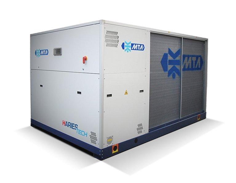 HAries Tech air cooled heat pump