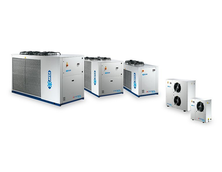 Cygnus Tech air cooled chiller