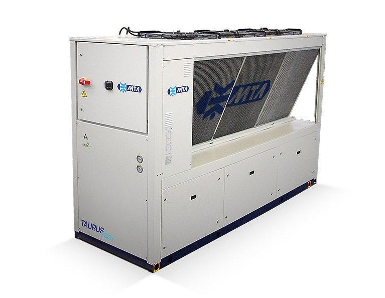 MTA Taurus Tech air cooled chiller