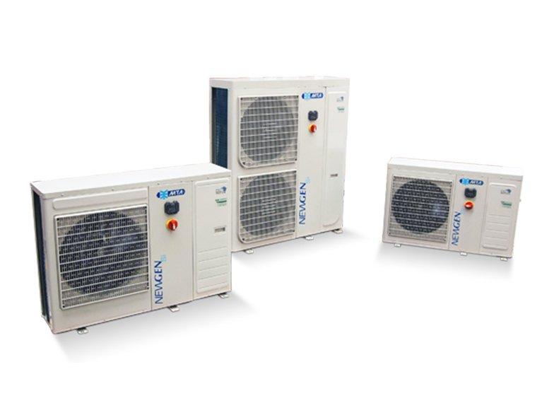 NewGen Si air cooled heat pump