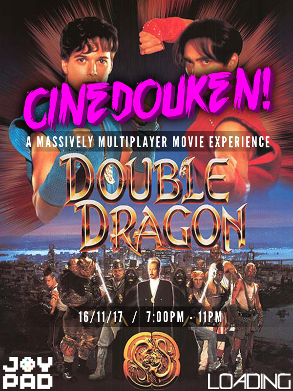 Double Dragon - Cinedouken!