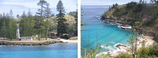 Norfolk Island History Tour March