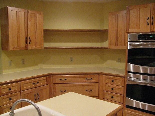 cabinet refinishing Milton, FL
