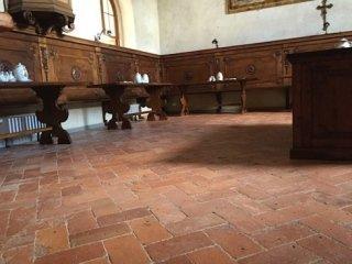 recupero edifici storici, ristrutturazioni, pavimenti