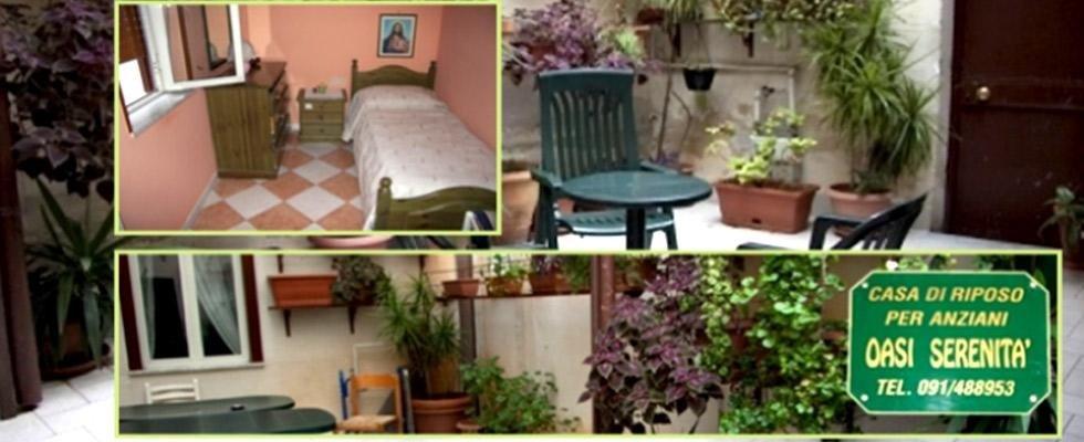 casa di riposo oasi serenità