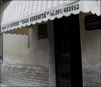 residenza per anziani, assistenza anziani, ospizio