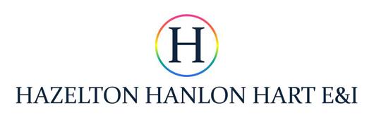 HAZELTON HANLON HART E&I logo