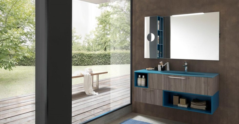 Archeda mobili bagno light evolution