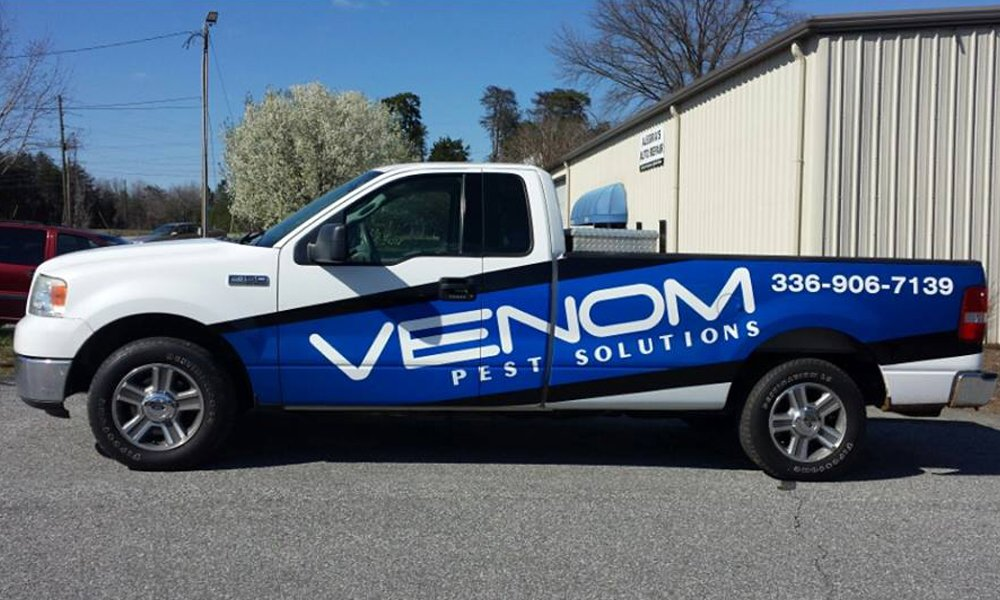 Venom the pest exterminator in High Point
