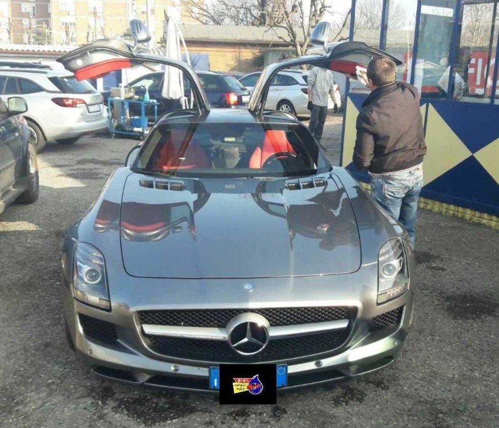 Lavaggio auto