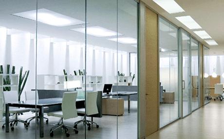 pareti divisorie wall glass
