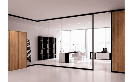 glass removable partitions