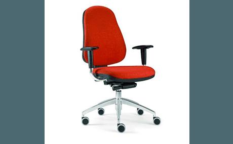 seduta rossa