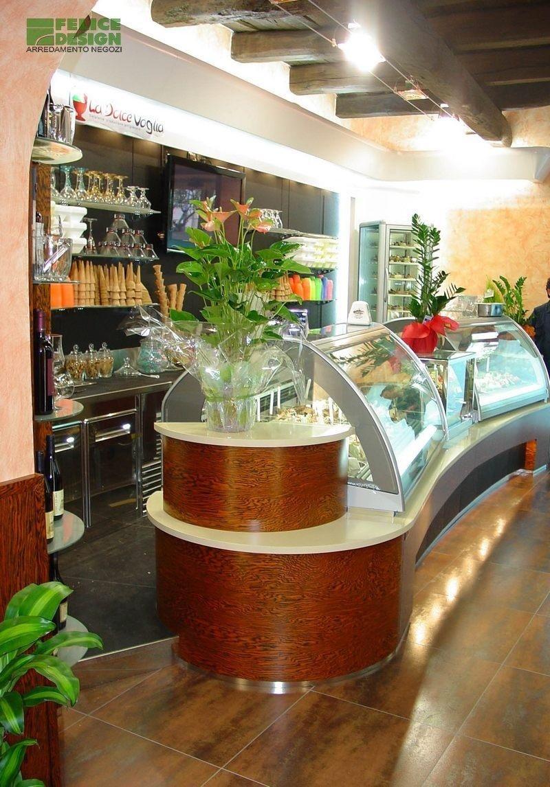 Bar gelateria Piedimonte Matese