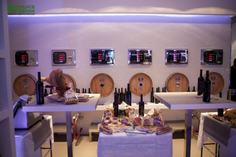 Wine bar Apluvio Roma