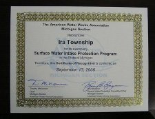 The American Water Works Association Award