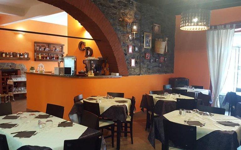 ristorante specialità genovesi