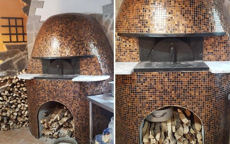 pizza forno a legna genova