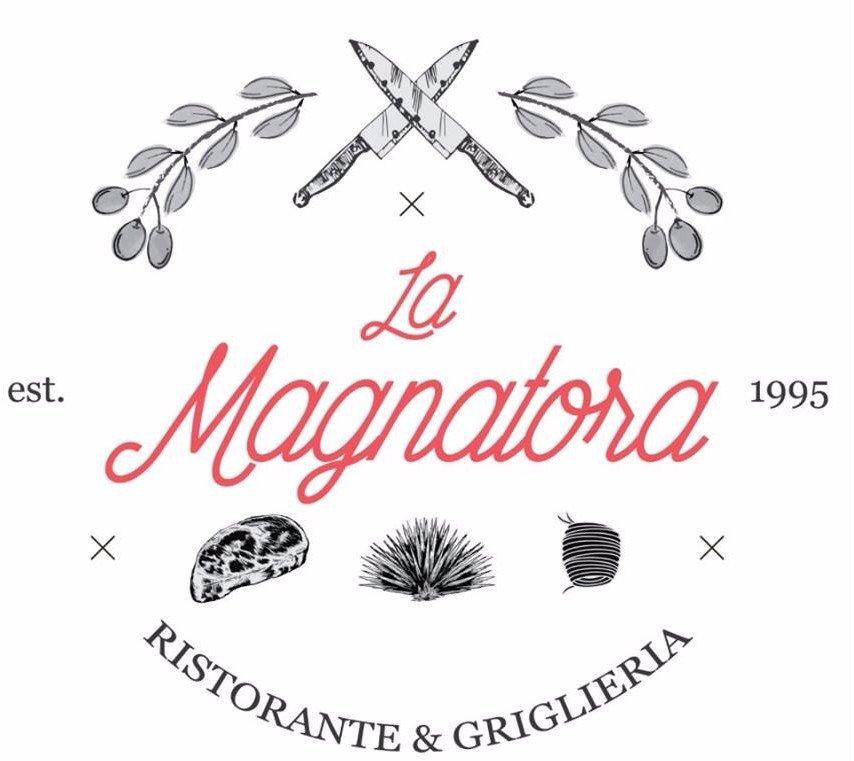 RISTORANTE LA MAGNATORA-Logo