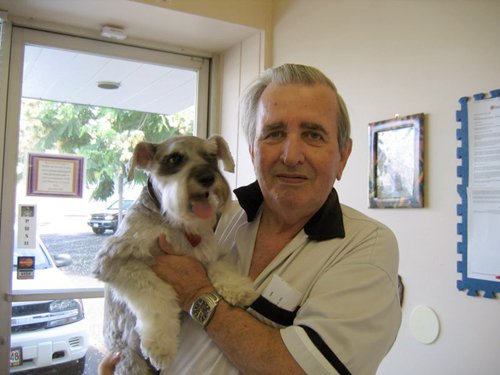 Client of pet care for in Kaneohe, HI