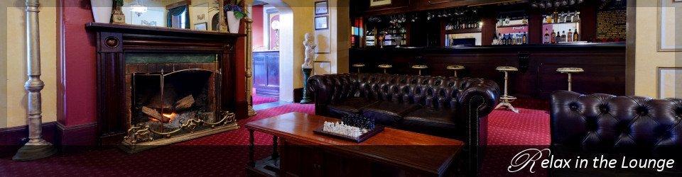 Colonial Hotel bar facilities