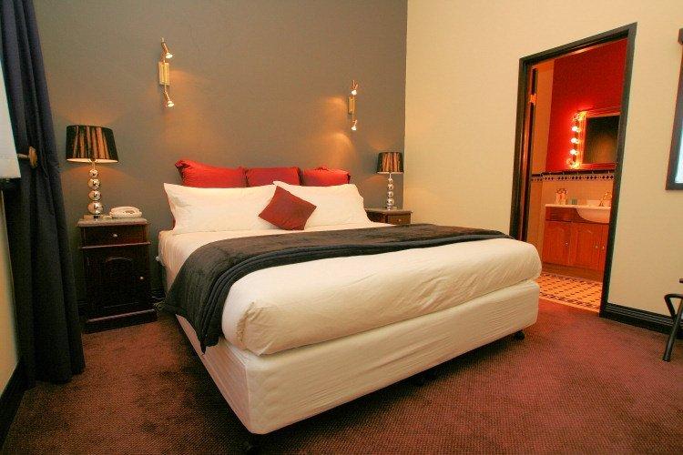 Heritage Spa Suite Bedroom