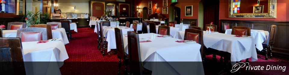 Colonial hotel private dining