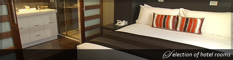 Colonial hotel selection of hotel rooms