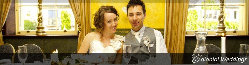 Colonial Weddings