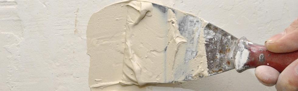rifinitura con stucco
