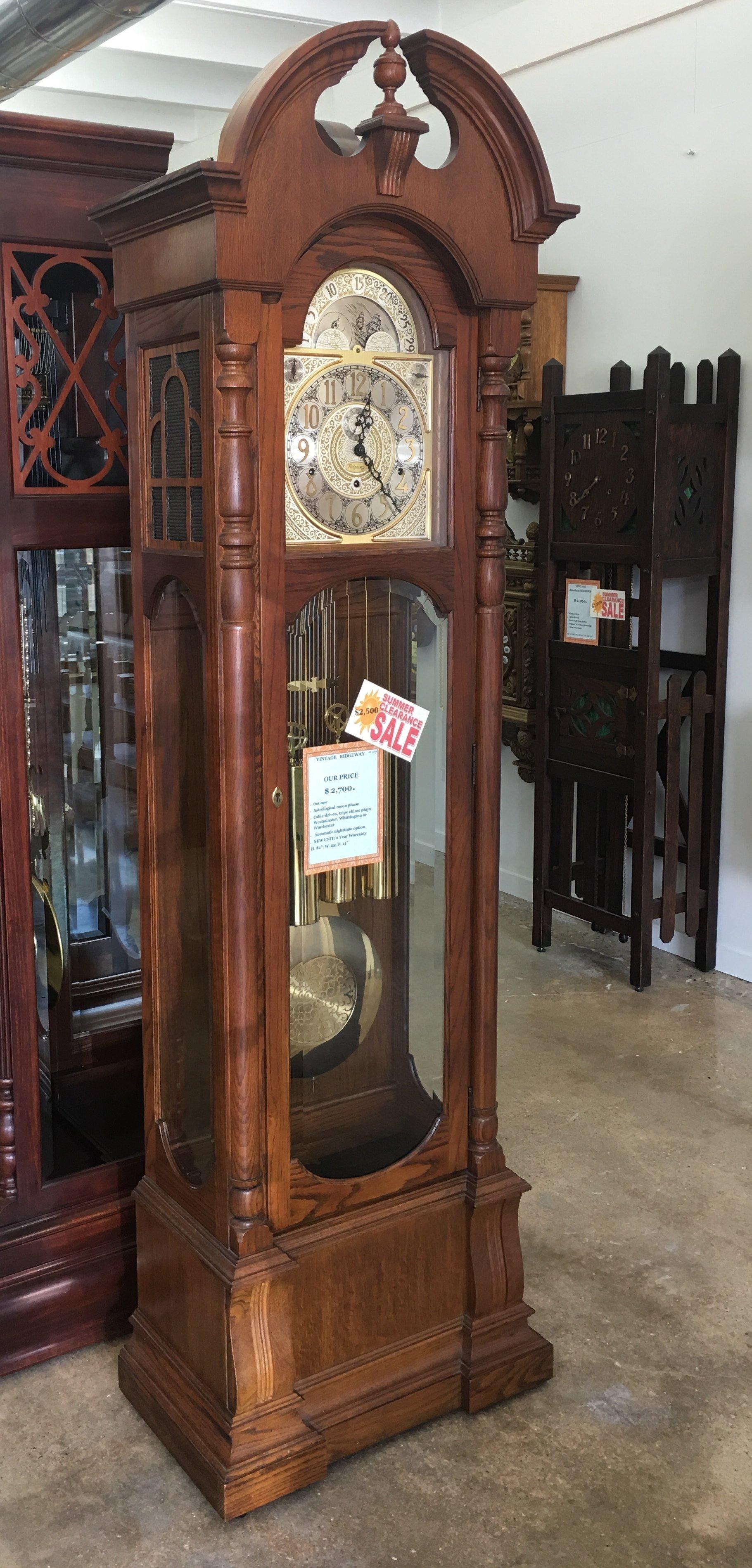 Clock Repairs and Sales   Austin, TX   McGuire's Clocks
