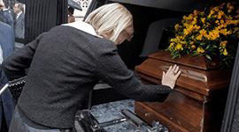 tanatoestetica, cerimonie funebri, sostengo psicologico