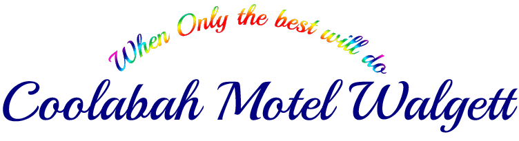 Coolabah motel logo
